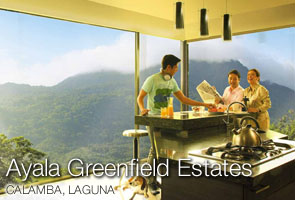 Ayala Greenfield Estates
