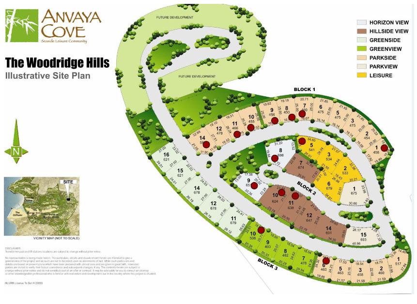 Woodridge Hills Site Plan